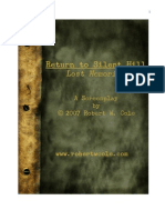 Return to Silent Hill Signed