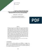 Reduced Papr for 4g Cellular Networks