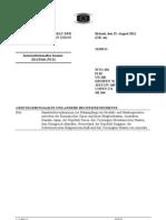 ACTA - Handelsübereinkommen zur Bekämpfung von Produkt- und Markenpiraterie (EU) Deutsch