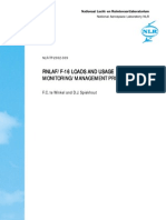 RNLAF_F-16_Loads and Usage Monitoring Management Program