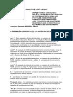 PROJETO DE LEI Nº 1192 postos de gasolina