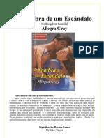 Alegra Gray - À Sombra de um Escândalo (CH 441)