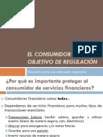 El Consumidor como Objetivo de Regulación - Daniel Pérez Umaña