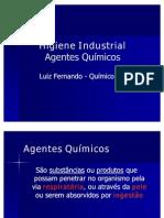 Agentes Químicos Simplificado