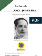 Jean AMROUCHE - L'Eternel Jugurtha