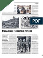 Resumen de Prensa Tres Amigos 2011
