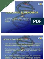 cancerul si genomica
