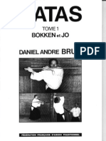 Aikido Bokken & Jo Kata