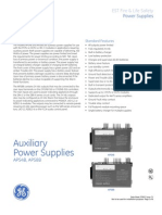 APS4B, APS8B Auxiliary Power Supplies