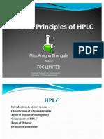 HPLC elevadona