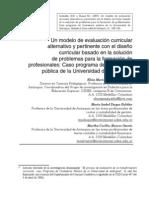 Un Modelo de Evaluacion - Gonzalez - Duque y Alvarez