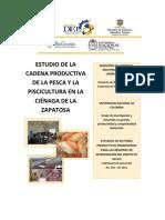 Estudio de la Cadena Productiva de la Pesca y la Piscicultura en la Ciénaga de la Zapatosa (Cesar)