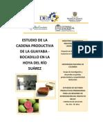 Estudio de la Cadena Productiva de la Guayaba-Bocadillo en la Hoya del Río Suárez (Santander)