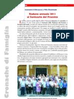 Estratto Presenza Marianista Luglio - Ottobre 2011