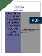 APUNTES TEORIA TRABAJO SOCIAL FAMILIAS I_Versión 2011
