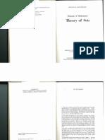 Bourbaki Theory of Sets