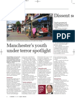 Manchester's youth under terror spotlight