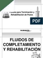 12 Fluidos para Terminación y Rehabilitación