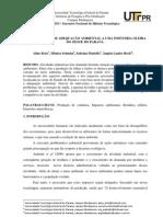 adequação ambiental de uma industria de olaria no oeste do PR