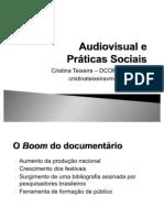 Audiovisual e Práticas Sociais