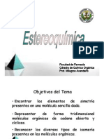 Estereoquimica clase1