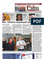 Morning Calm Weekly Newspaper - 3 February 2012