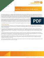 Manhattan Economic Indicators - Fourth Quarter 2011 (2)