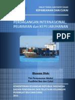2011 DTSD Perdagangan Internasional,Pelayaran Dan Kepelabuhananl