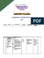 Rancangan Sej Ting 5 2012