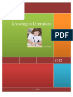 Literary Knowledge Grows With You