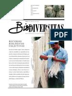 Recursos biológicos colectivos BIODIVERSITAS 2004