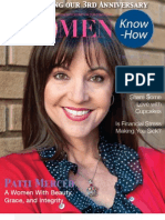 Women With Know How February 2012 Issue