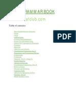 GMAT Club Grammar Book
