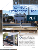 Ground-Fault Protection for PV
