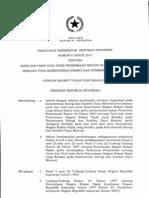 PP 9/2012 PNBP pada Kementerian ESDM