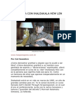 Entrevista Con Ihaleakala Hew Len