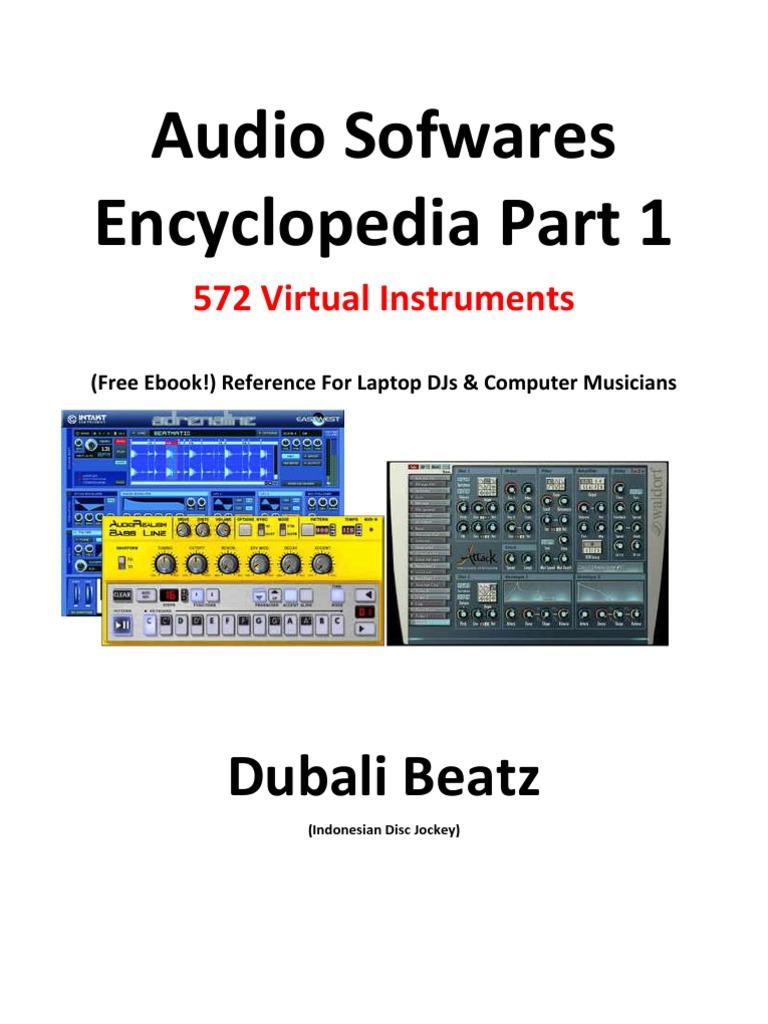 28087738 Audio Sofwares Encyclopedia Part 1