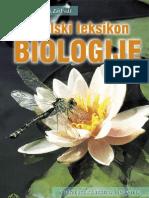 Skolski Leksikon Biologije s Pitanjima Za Maturu i Prijemne