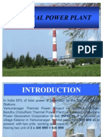 Thermal Power Plant My