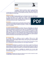Infocuencas - Manual de Perforaciones