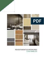 Revestimientos Interiores Con Paneles