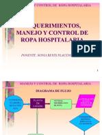 Manejo de Ropa Hospital Aria