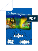 The Consumer and Shopper Journey Framework