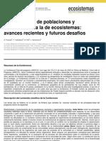 Ecologia & Ciencias a Fines