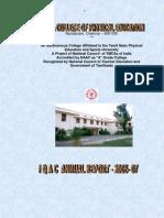 Iqac Report 2006-07