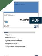 SAP BI - Introduction