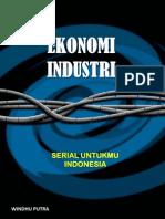Buku Ajar Ekonomi Industri