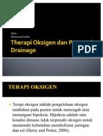Therapi Oksigen Dan Postural Drainage