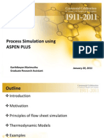 Aspen Simulation Talk