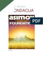 Isaac Asimov Fondacija